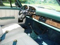 1968 Porsche 912, Interior