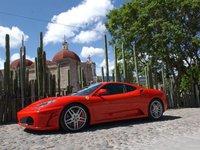 2007 Ferrari F430 2 Dr Challenge, wow