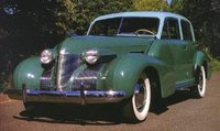 1939 Cadillac Sixty Special Overview