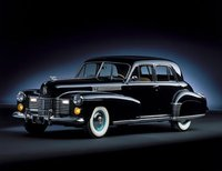 1941 Cadillac Sixty Special