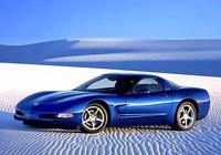 2003 Chevrolet Corvette, A 2003 Sand Blue Corvette