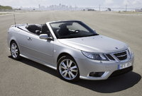 2008 Saab 9-3, front, exterior, gallery_worthy