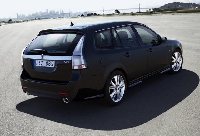 2008 Saab 9-3 SportCombi
