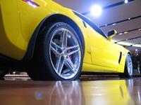 2008 Chevrolet Corvette Z06, yELLOW Z06