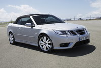 2008 Saab 9-3, three quarter