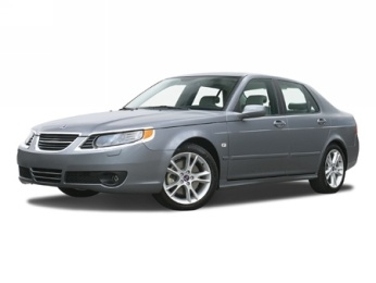 2007 Saab 9-5, side, exterior, gallery_worthy