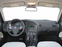 2008 Saab 9-5 SportCombi, interior, interior