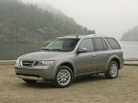2007 Saab 9-7X, side, exterior, gallery_worthy