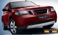 2008 Saab 9-7X, front, exterior, manufacturer
