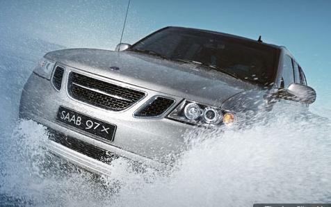 2008 Saab 9-7X, front, exterior, manufacturer, gallery_worthy
