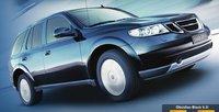 2008 Saab 9-7X, side, exterior, manufacturer