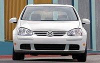 2008 Volkswagen Rabbit, front, exterior