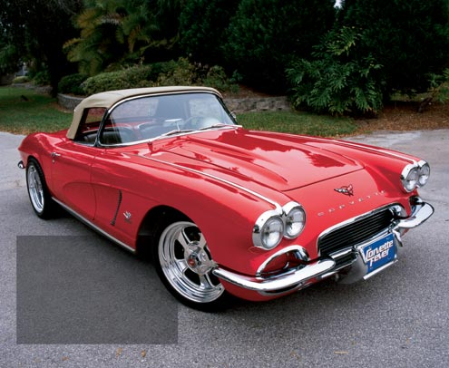 Picture of 1959 Chevrolet Corvette Convertible Roadster