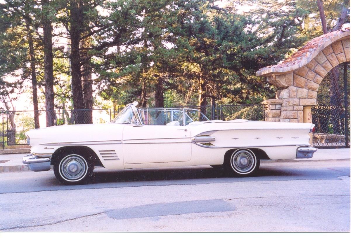 1958 Pontiac Bonneville Test Drive Review Cargurus