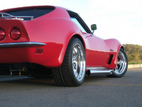 1972 Chevrolet Corvette, Picture of 1973 Chevrolet Corvette Coupe