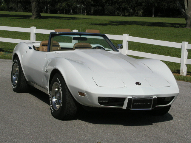 Picture of 1975 Chevrolet Corvette Convertible, gallery_worthy
