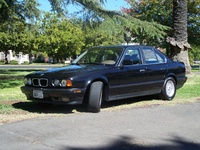 1994 BMW 5 Series 530i, Picture of 1994 BMW 530i