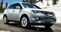2008 Acura MDX, three quarter front, exterior, manufacturer, gallery_worthy
