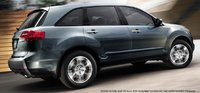 2008 Acura MDX, side, exterior, manufacturer, gallery_worthy