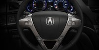 2008 Acura MDX, steering wheel, interior, manufacturer