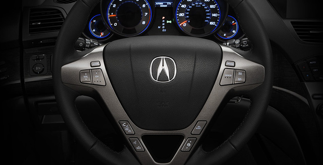 2008 acura mdx - interior pictures
