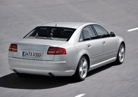 2008 Audi A8, back, exterior, gallery_worthy