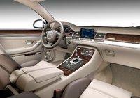 2008 Audi A8, interior, interior
