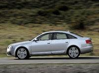 2008 Audi S6 5.2 quattro Sedan AWD, side, exterior, gallery_worthy