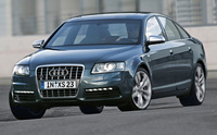 2007 Audi S6, side, exterior