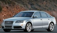 2008 Audi S6, side, exterior