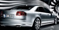 2007 Audi S8, back, exterior, manufacturer, gallery_worthy