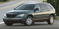 2006 Chrysler Pacifica, side, exterior, gallery_worthy