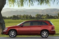 2008 Chrysler Pacifica, side, exterior