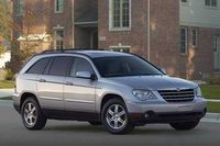 2008 Chrysler Pacifica, side, exterior, gallery_worthy