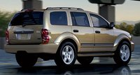 2008 Dodge Durango, side, exterior, manufacturer