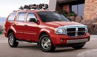 2007 Dodge Durango, side, exterior, manufacturer, gallery_worthy