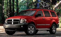 2008 Dodge Durango, side, manufacturer, exterior
