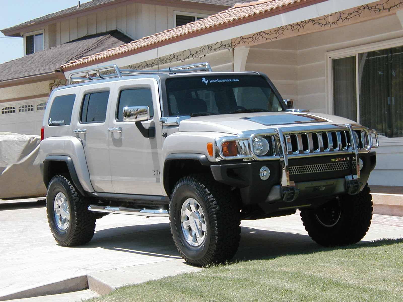 Picture of 2007 hummer h3 4 dr base exterior - Picture Of 2007 Hummer H3 4 Dr
