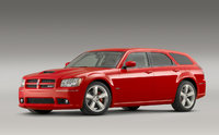 2008 Dodge Magnum SRT8, side, exterior