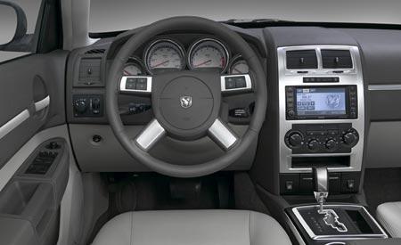 Dodge Dart Sxt >> 2008 Dodge Magnum SRT8, interior, interior