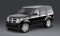 2007 Dodge Nitro, side, exterior, gallery_worthy