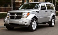 2007 Dodge Nitro, side, manufacturer, exterior