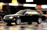 2003 Infiniti M45 Overview