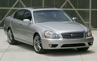 INFINITI Q45 Overview