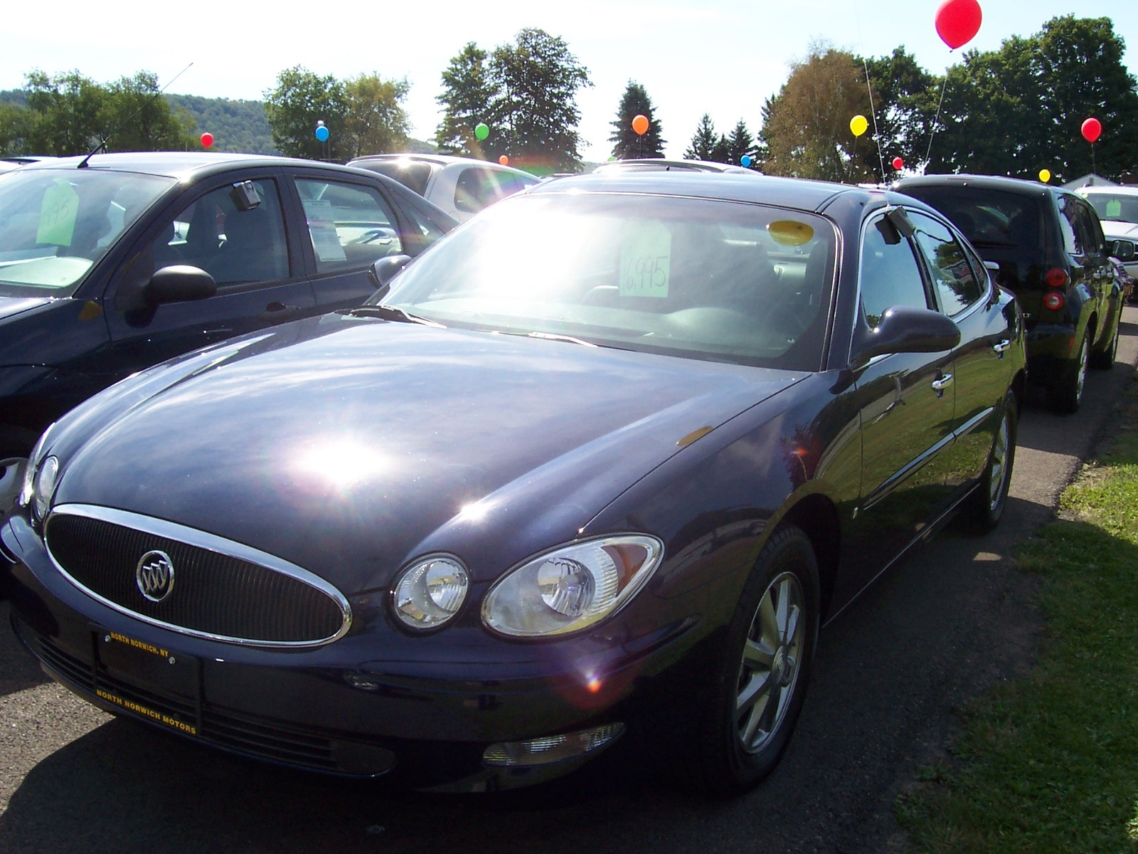 Home » 2007 Buick Lacrosse Cx No Headlights