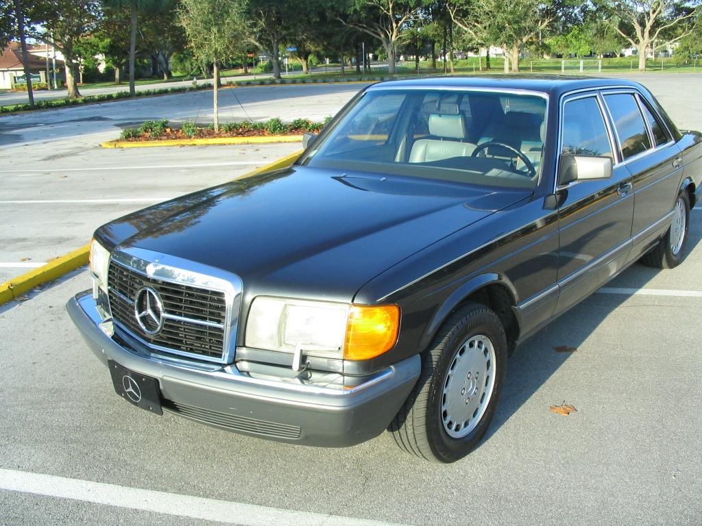 1990 mercedes benz 300sel