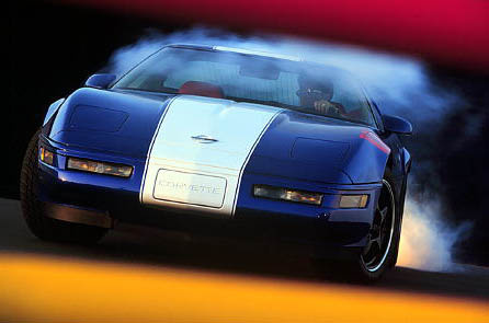 Picture of 1996 Chevrolet Corvette Grand Sport, gallery_worthy