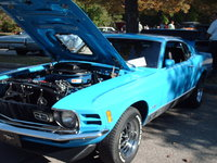 1970 Ford Mustang Mach 1, One of my favorite years of Mustang . This is a 1970 Mach 1 , and it was taken at a car show last month. , gallery_worthy