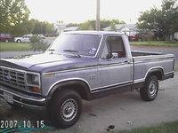 1983 Ford F-150, pretty good shape.  98000 original, gallery_worthy