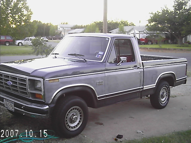1983 ford f 150 pictures cargurus. Black Bedroom Furniture Sets. Home Design Ideas